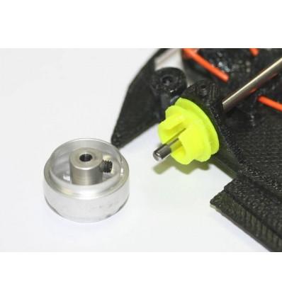 Polea 3D del. 9mm. para llanta Sloting