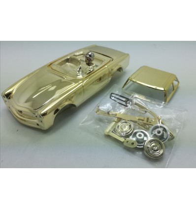 KIT MERCEDES 250 CAPOTADO ORO
