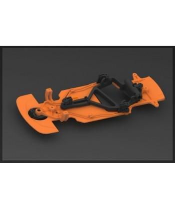 Kit Chasis Black Bull Orange