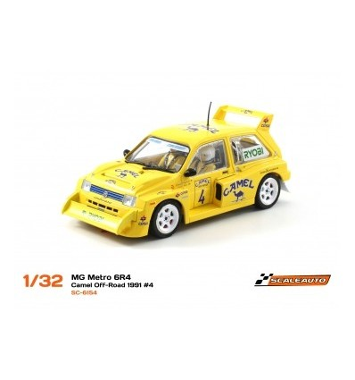 MG Metro 6R4 R-Version AW Camel Off Road