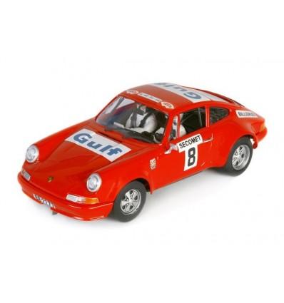 Porsche 911 S 1º Rallye Suecia 1968