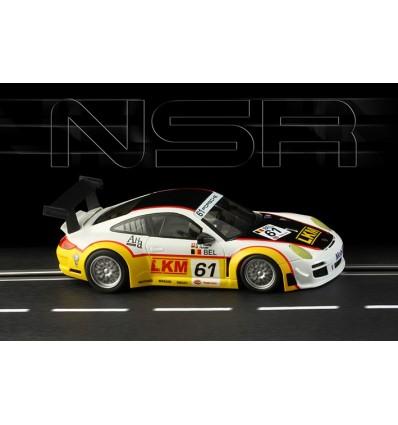 Porsche 997 LKM Silverstone 2009