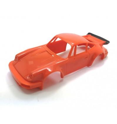 Porsche 911 orange body