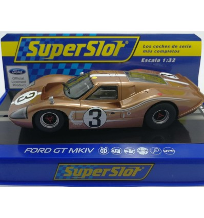 Ford MKIV LeMans 19767 24 H.