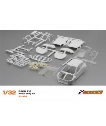 Carrocería Peugeot 208 T16 en kit