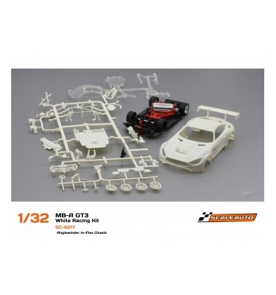 MB-A GT3 Racing kit anglewinder con chasis flex
