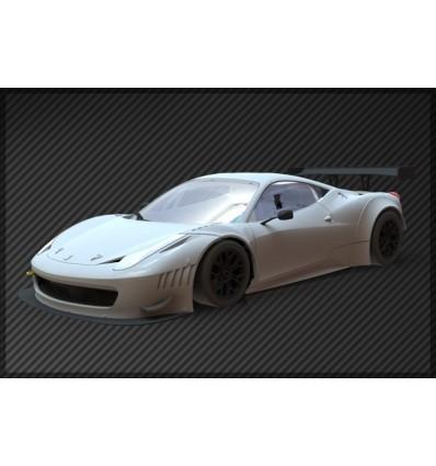 Carrocería GT3 Italia en kit