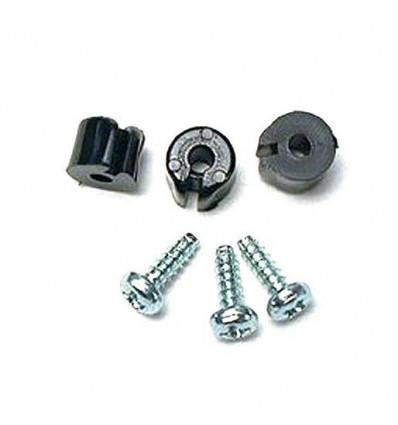 Accesorios fijación soporte motor al chasis