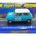 Austin Mini  Cooper s Targa Florio 1962