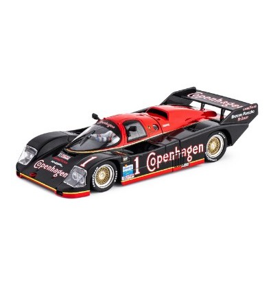 Porsche 962 IMSA 12 H Sebring 1988