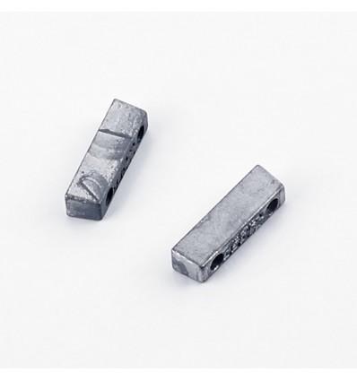 Lastre metálico 1,5g (2u)