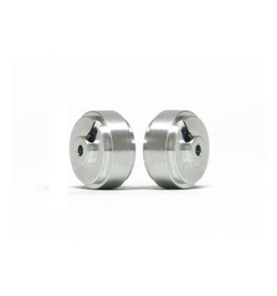 Llanta 17 x 8mm aluminio (2u)