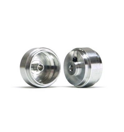 Llanta 17 x 9,75mm aluminio (2u)