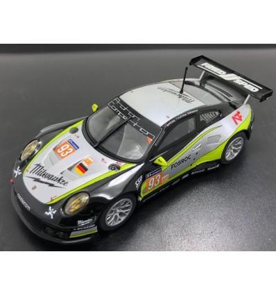 Porsche 911 RSR 24H.Le Mans 2017