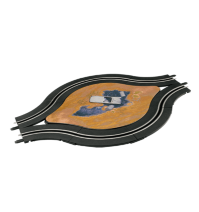 Pistas de un carril - Rotonda (8)