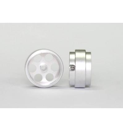 Llanta Universal 16,9x10mm  Al/mg (2u)