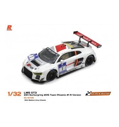 LMS GT3 24H Nurburning 2015 AW
