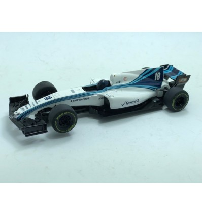 Williams FW41 nº 18 2018 F1