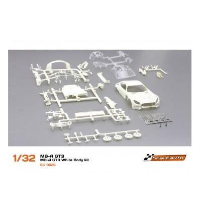BM-A GT3 white body kit