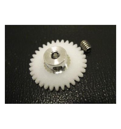 Corona SW 32d Nylon diametro 17mm.