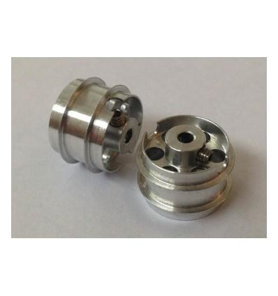 Llantas aluminio trasera 14,85 x 10mm