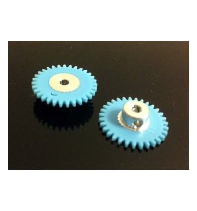 Corona SW 31d nylon  diámetro 17mm