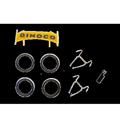 Repuestos piezas carrocería y neumáticos para Dinoco Cruz