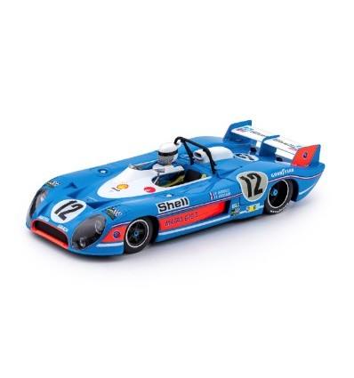 Matra-Simca MS 670B  - 3rd Le Mans 1973