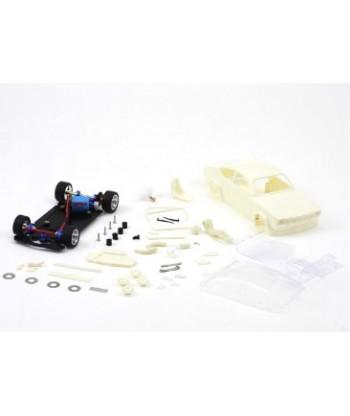 Opel Kadett GT/ E en kit tipo A