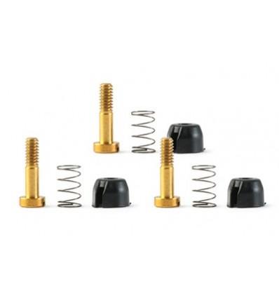 Suspensión dura para soporte motor NSR