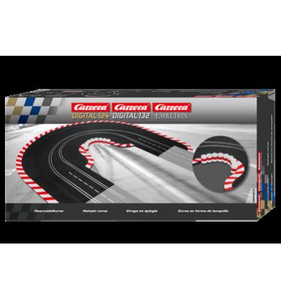 Juego de ampliación 3 (4 rectas, 2 cambios de carril, 2 chicanes, 4 curvas 2/30º)