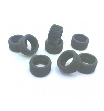 Neumáticos Rally 19x10 mm  (8 u)