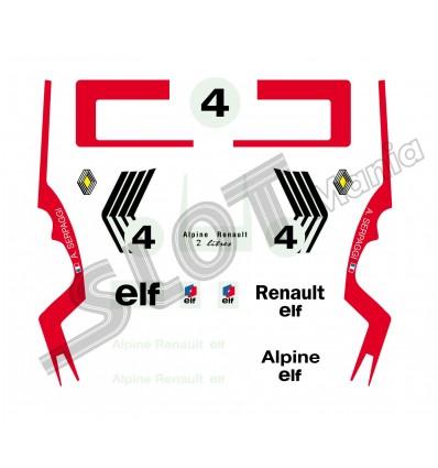 Alpine Renault (nº 4)
