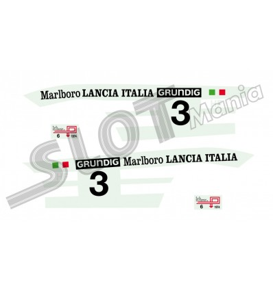 """Lancia Stratos """"Malboro"""""""