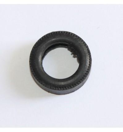 Neumático delantero (guía fija)