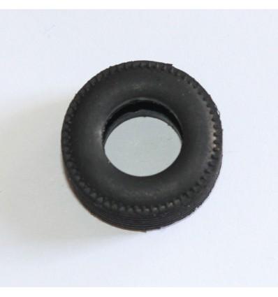Neumático posterior (guía móbil/ doble guía)