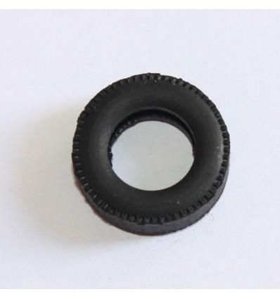 Neumático posterior (guía fija)