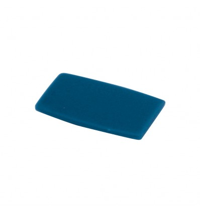 Tapa delantera azul oscuro
