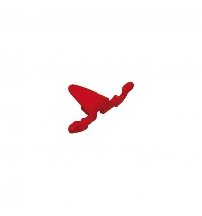 Retrovisores (rojos)