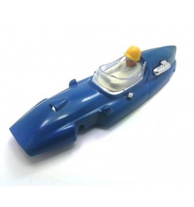 Carrocería completa azul Cooper F1