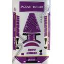 Adhesivo Jaguar (nº4) SRS