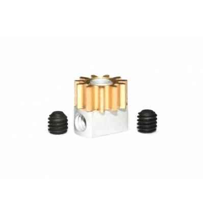 Piñón extraible latón Z11 x 6,5mm