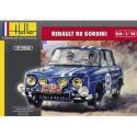 Kit 1/24 Renault 8 Gordini  Rally Montecarlo/ Tour de Corse