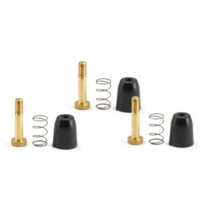 Suspensión muelles media para soporte motor NSR