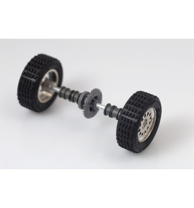 Buggy T.T front axle