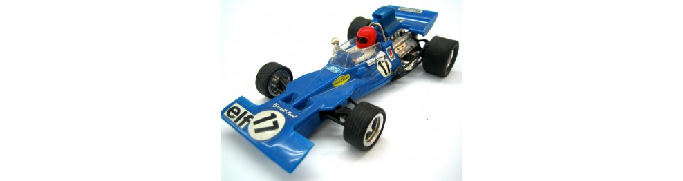 Tyrrell Ford F.1